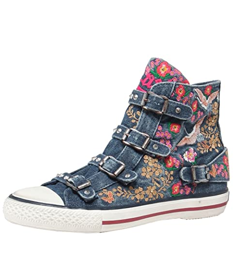 Vivi Scarpe DonnaAmazon itE Ash Denim Sneaker Borse 5Aj4RL