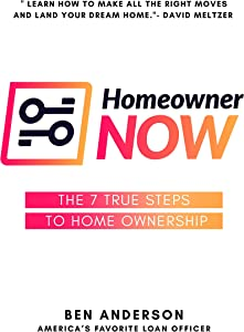 Giveaway: Homeowner NOW: The 7 True Steps To Home Ownership