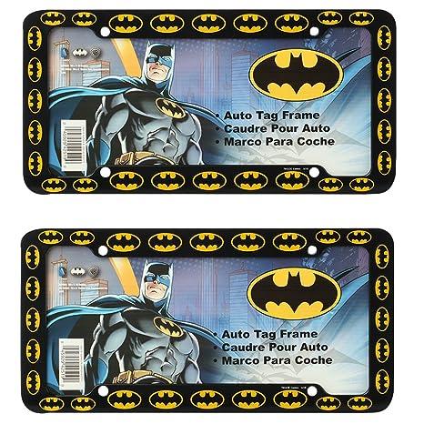 Amazon Com Batman Colored Bat Logos Dc Comics Auto Car Truck Suv