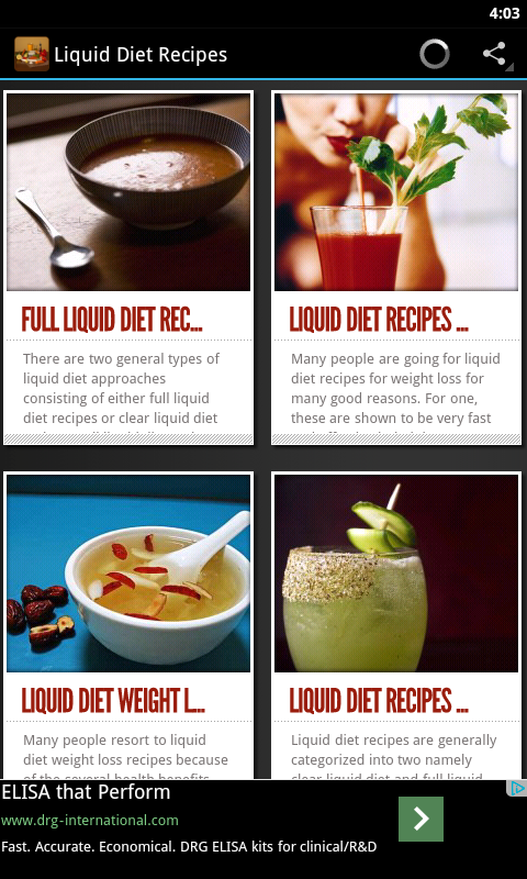 Amazon.com: Liquid Diet Tips: Appstore for Android