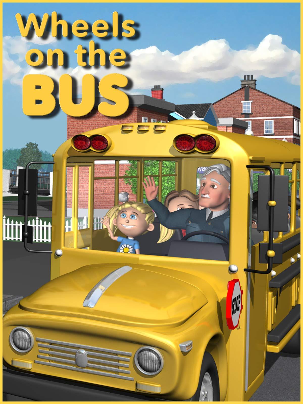 Wheels on the bus kidspace studios on Amazon Prime Video UK