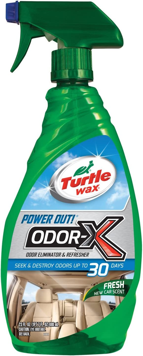 Turtle Wax Power Out Odor Spray