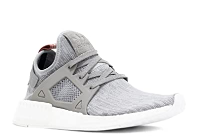 Adidas Womens NMD XR1 Prime Knit (6.5, Clear Onix Pink)