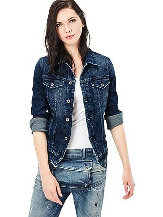 G star jeansjacke damen 3301