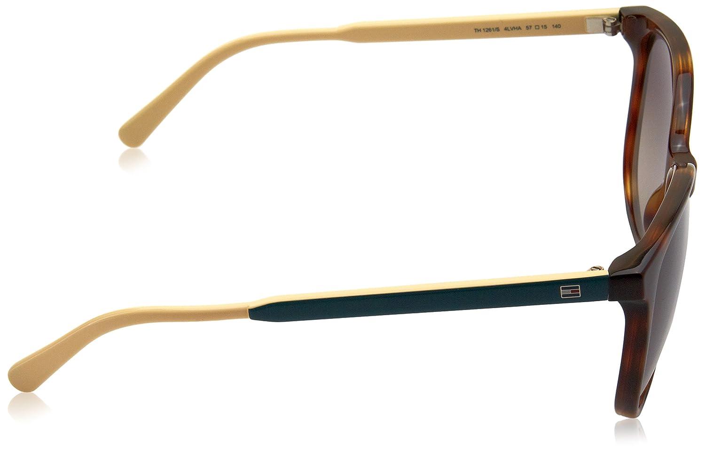 dd52ac3556 Tommy Hilfiger - Gafas de sol Mariposa TH 1261/S HA para mujer, 4LV:  Amazon.es: Ropa y accesorios