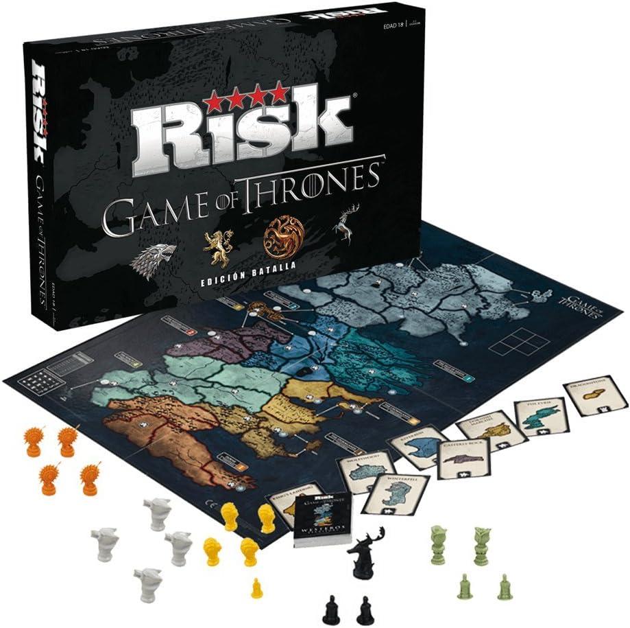 Juego de Tronos Risk Edition