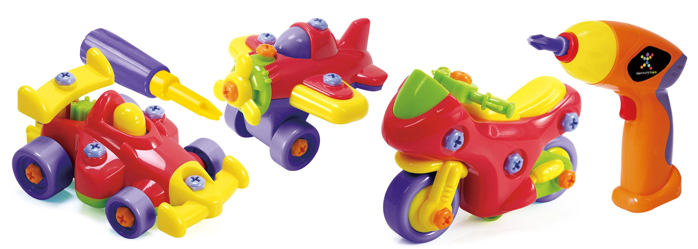 Motor Works by Discovery Toys