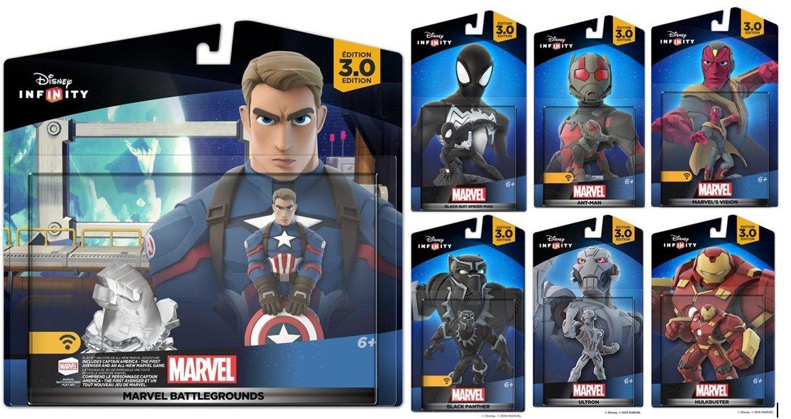Disney Infinity 2.0 3.0 Marvel Super Heroes Marvel/'s Spider-Man World Playset