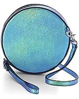 Rebecca Minkoff Iridescent Leather Rachel Crossbody Bag