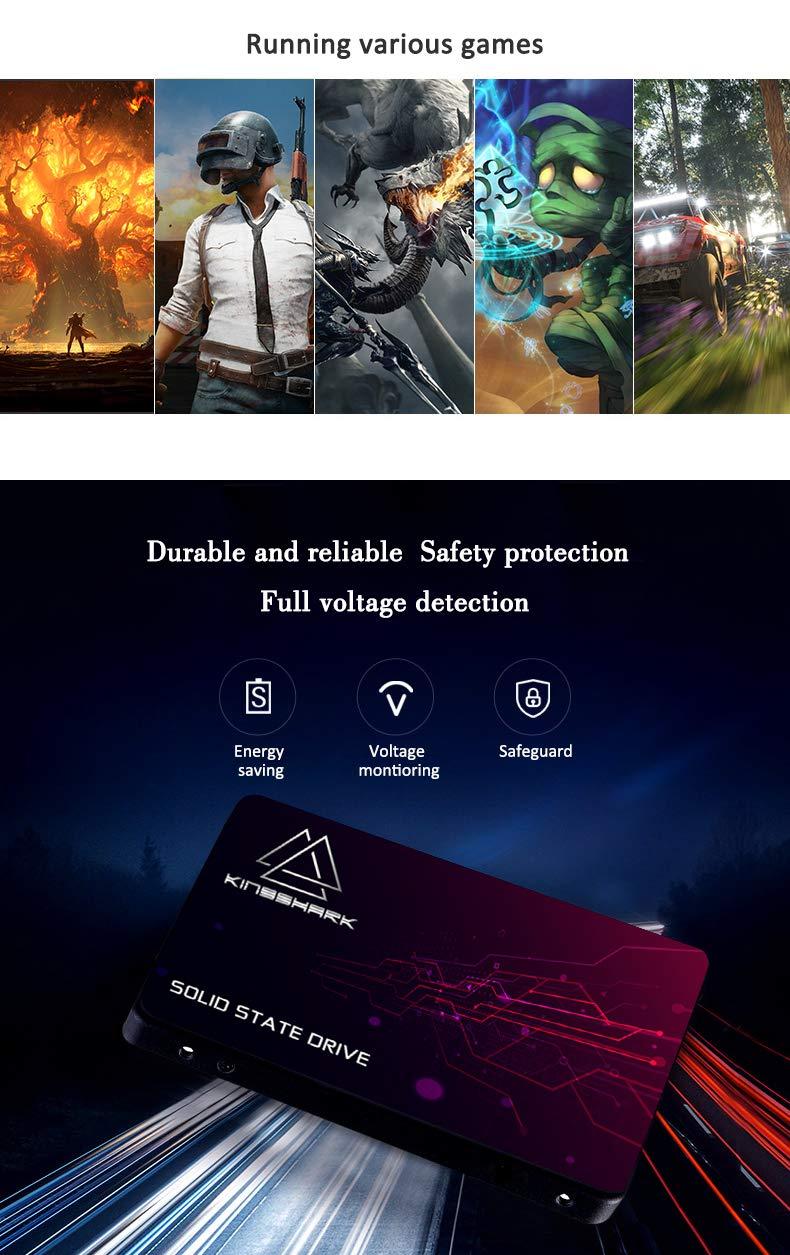 KingShark SSD 120GB SATA 2.5