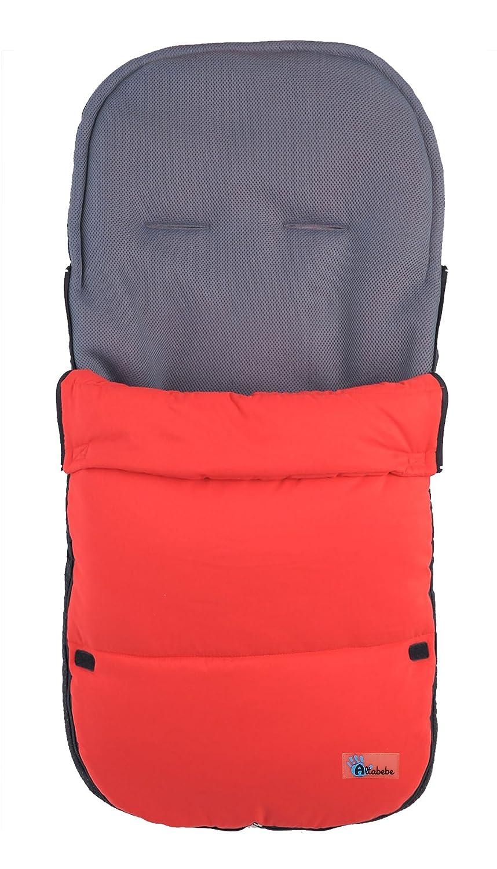 AltaBeBe Sac de couchage d'été Pour Poussette-Orange AL2400 - 08