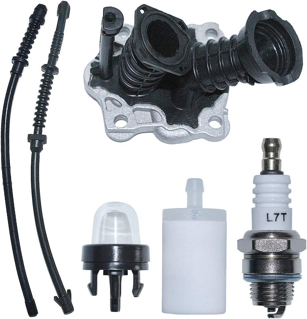 [DIAGRAM_34OR]  Amazon.com: AUMEL Intake Manifold Pipe Fuel Filter Return Line Kit for  Husqvarna 445 445E 450 450E Replace 544082301: Garden & Outdoor | Intake Fuel Filter |  | Amazon.com