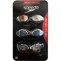 Speedo Goggles 3 Pack para Edades 14+