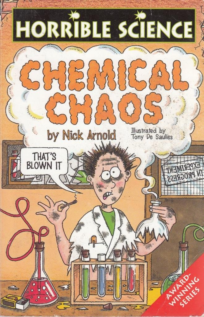 Download Chemical Chaos (Horrible Science) PDF