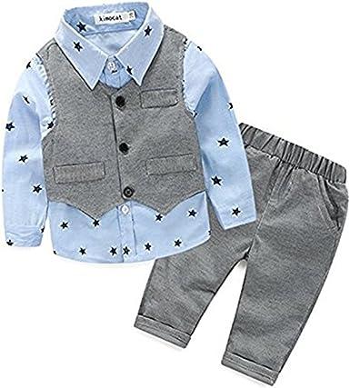 Ruiying Kinder Baby Jungen Coat Kleidung Gentleman Baumwolle