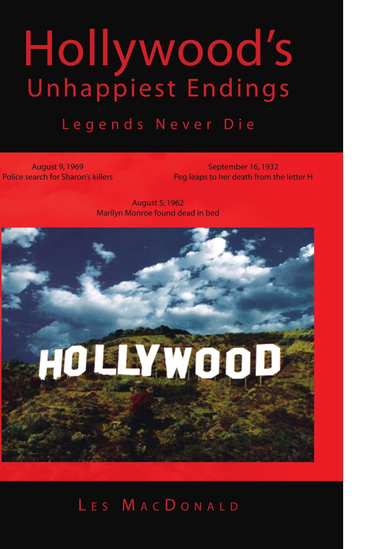 Download Hollywood's Unhappiest Endings: Legends Never Die: Legends Never Die pdf epub