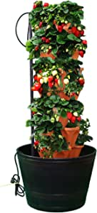 Mr. Stacky Indoor Verical Hydroponics Tower, 6-tier tower