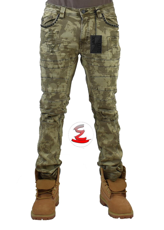 4f2c2edf Elite Premium Denim Warrior 4948 Men's Jeans at Amazon Men's Clothing store: