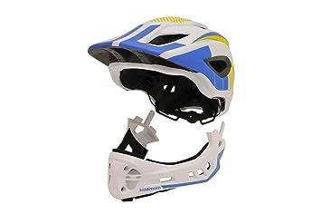 KIDDIMOTO - Casco Integral para Bicicleta, Patinete y ...