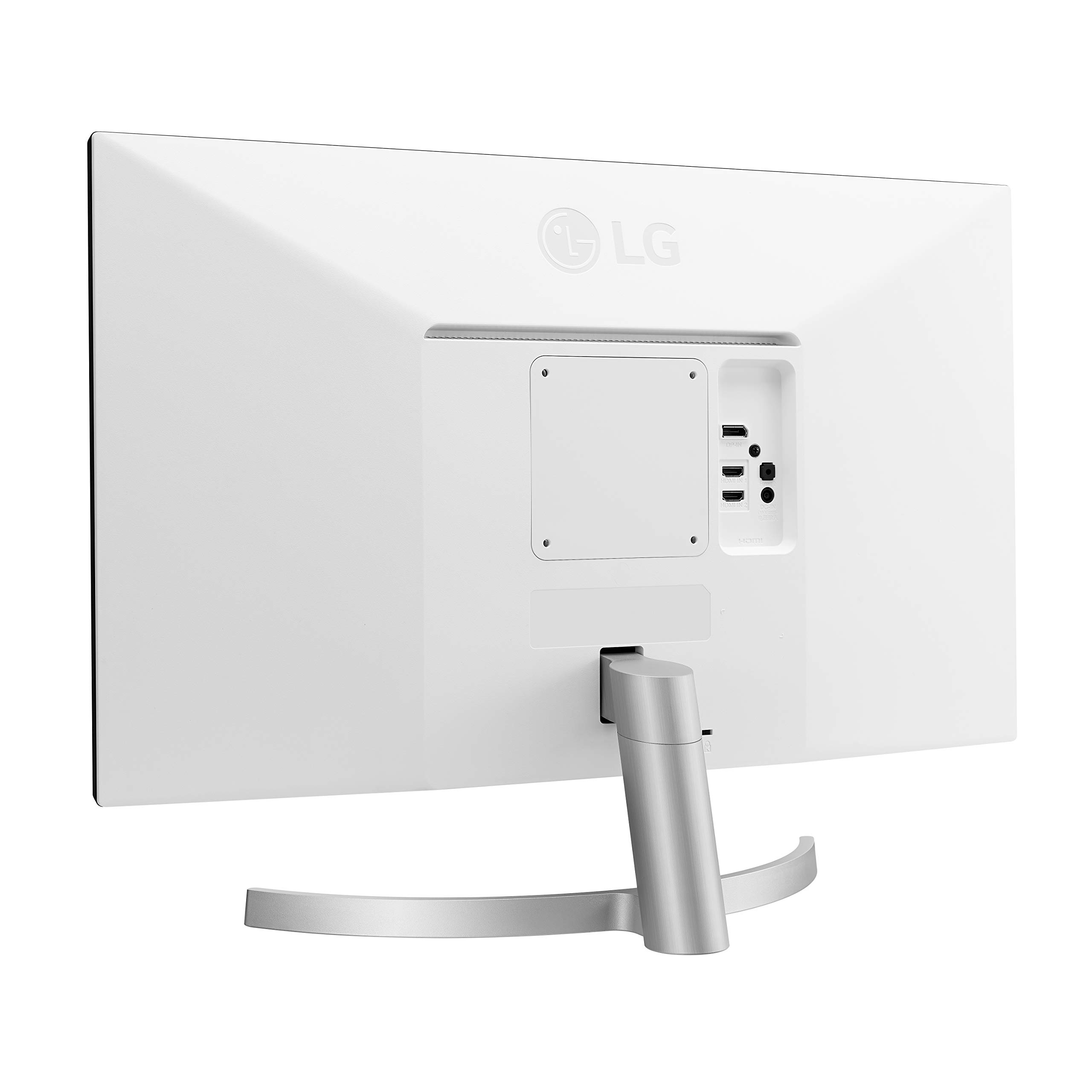 LG 27UL500-W 27-Inch UHD (3840 x 2160) IPS Monitor with Radeon Freesync Technology and HDR10, White by LG (Image #8)