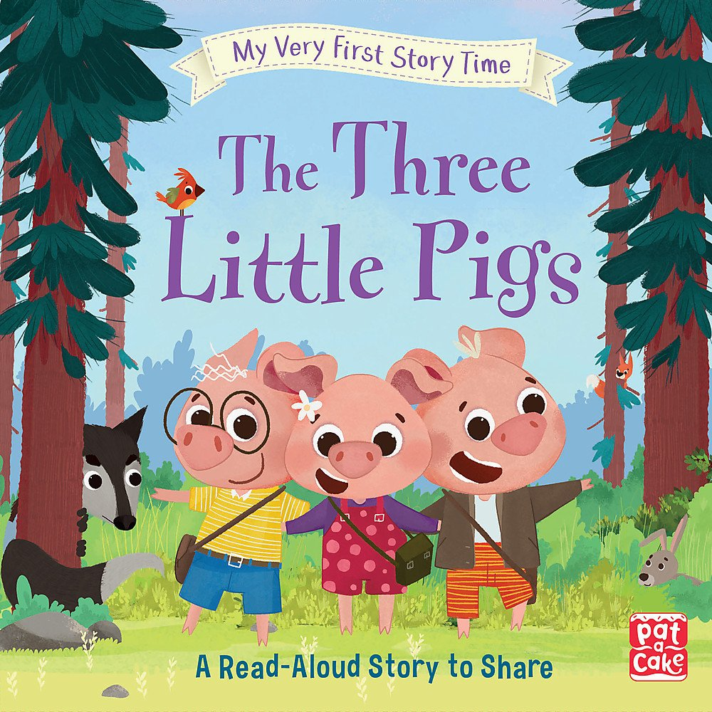The Three Little Pigs: Fairy Tale with picture glossary and an activity My Very First Story Time: Amazon.es: Vv.Aa, Vv.Aa: Libros en idiomas extranjeros