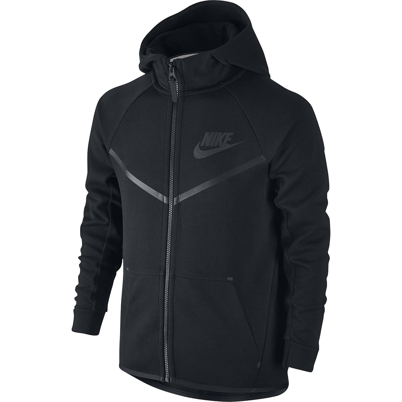 nike tech fleece hoodie kids 2017