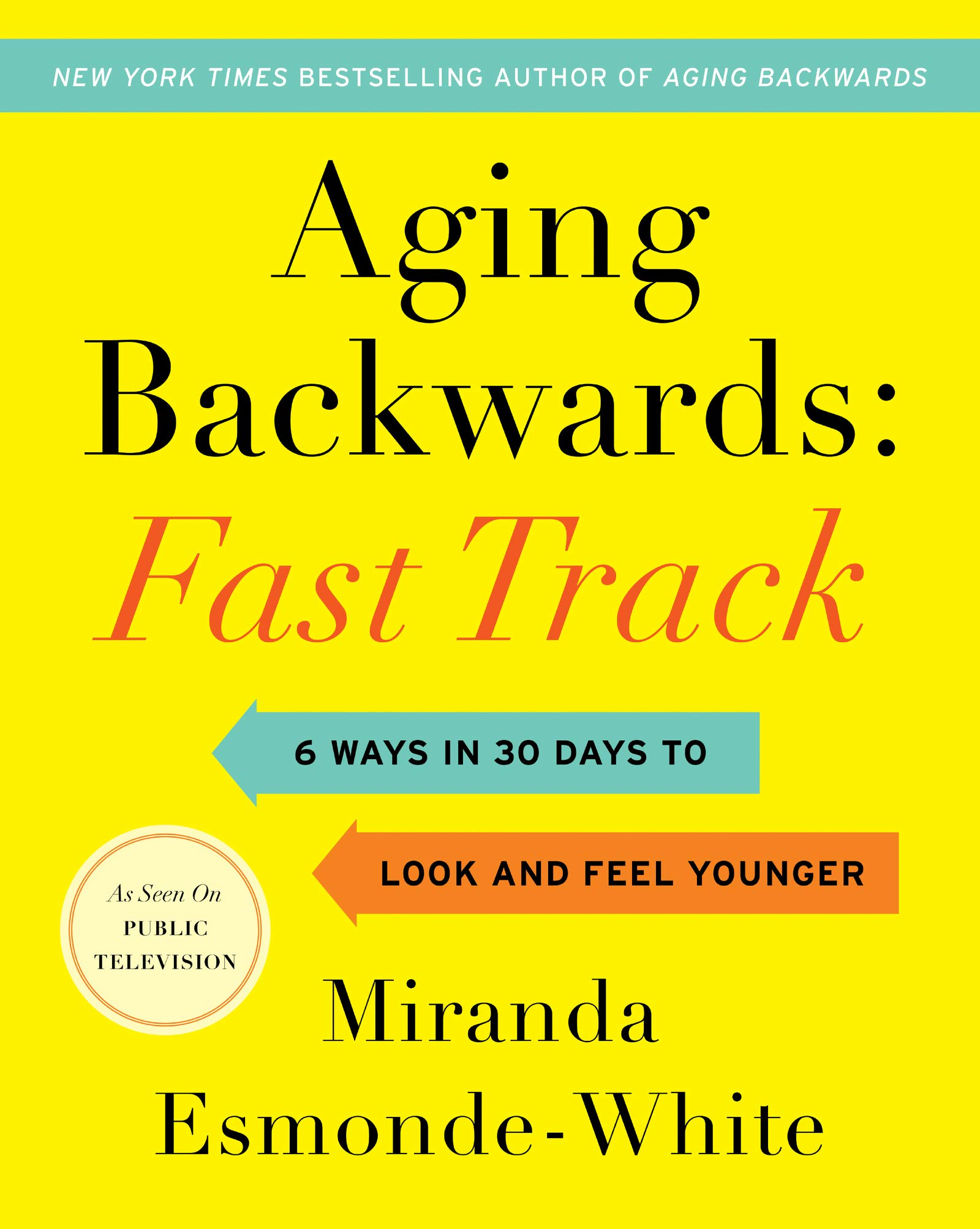 Aging Backwards Fast Track Younger product image