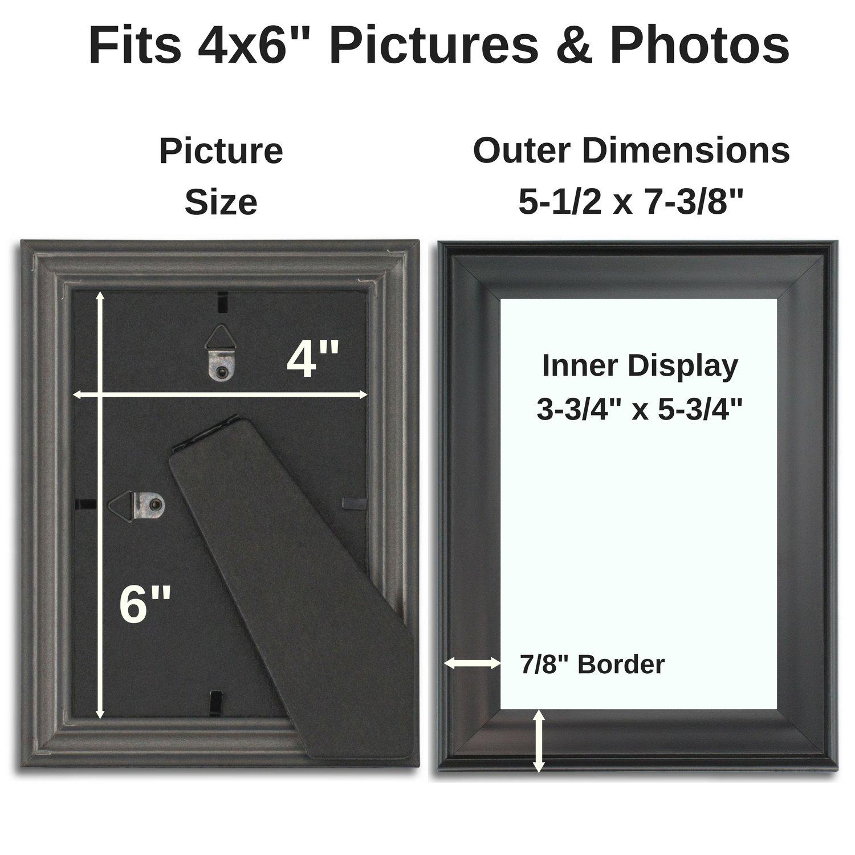 Niedlich Cheap 4x6 Picture Frames Bulk Galerie - Bilderrahmen Ideen ...