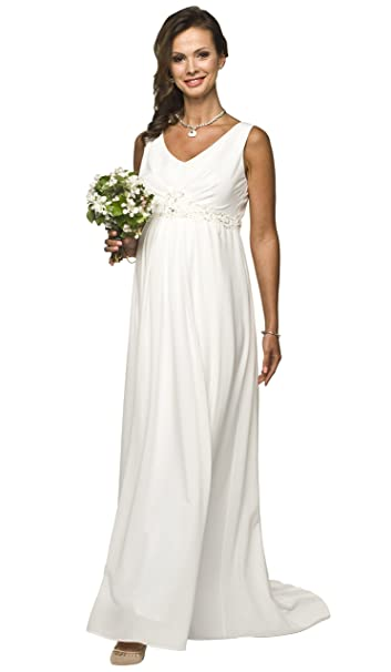 Umstandskleid Hochzeitskleid Schwangerschaftskleid Umstandsmode Modell AMBER