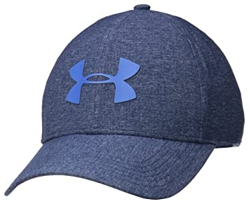 Under Armour Men's CoolSwitch ArmourVent 2.0 Cap, Academy  (409)/Mediterranean, Small