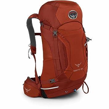 Osprey Kestrel 28 - Mochila Hombre - Rojo Talla S/M (26 l) 2017: Amazon.es: Deportes y aire libre