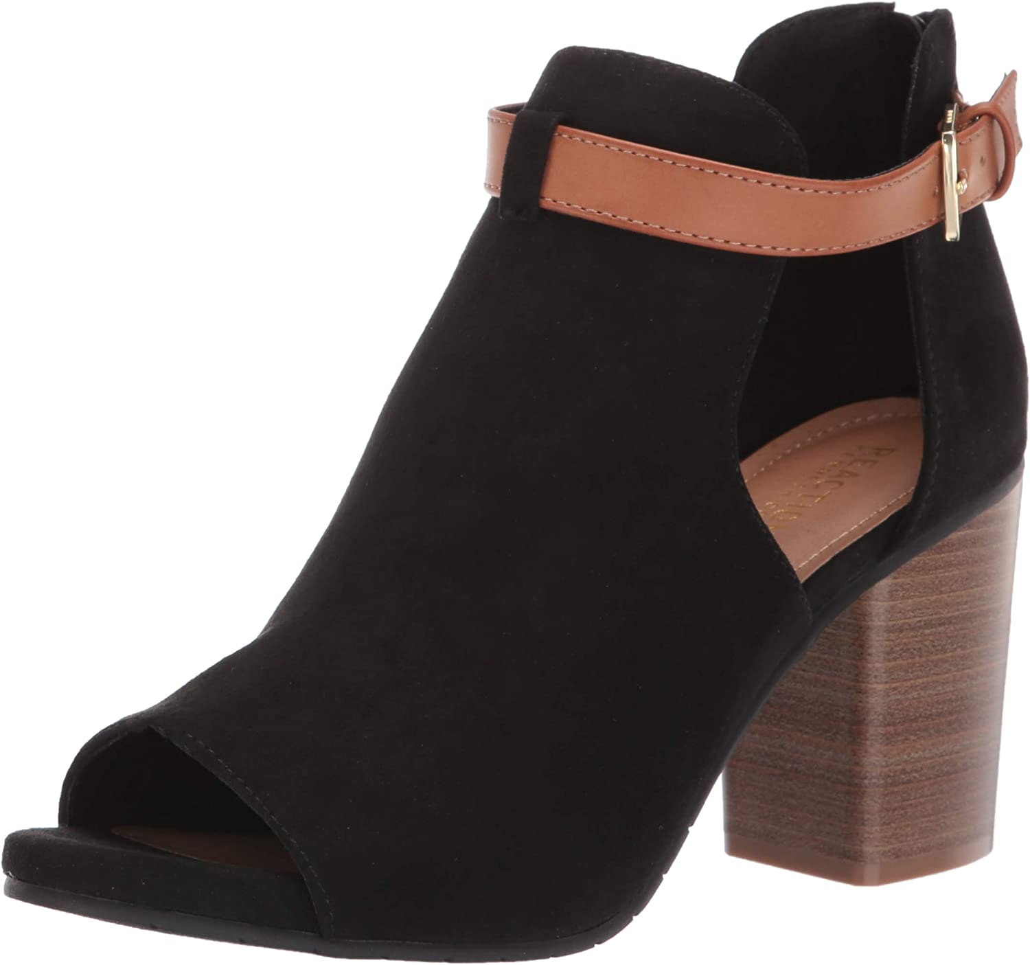 Kenneth Cole REACTION Women's Hit Hooded Bootie Ankle Boot
