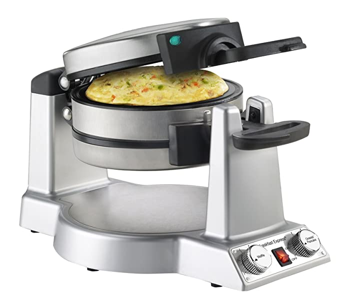 Cuisinart Breakfast Express Belgian Waffle & Omelet Maker Review