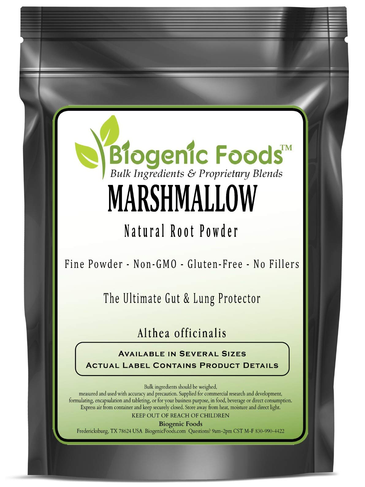 Marshmallow - Natural Root Fine Powder (Althea officinalis), 5 kg