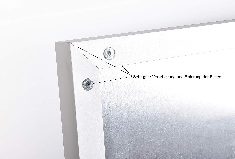 -60x100 cm-Bild-Heizung Heiz-Panel Elektro-Heizung Heiz-K/örper Heiz-Strahler Heiz-Platte Strahlungs-heizung Flach-Zertifiziert T/ÜV GS CE ROHS SAA-Garantie 5 Jahre INFRAROT-HEIZUNG 600W-BR/ÜCKE- 1046