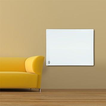 Calefacción infrarroja Panel Calefactor Eléctrico Radiador Fuente de pared mural 50x90cm