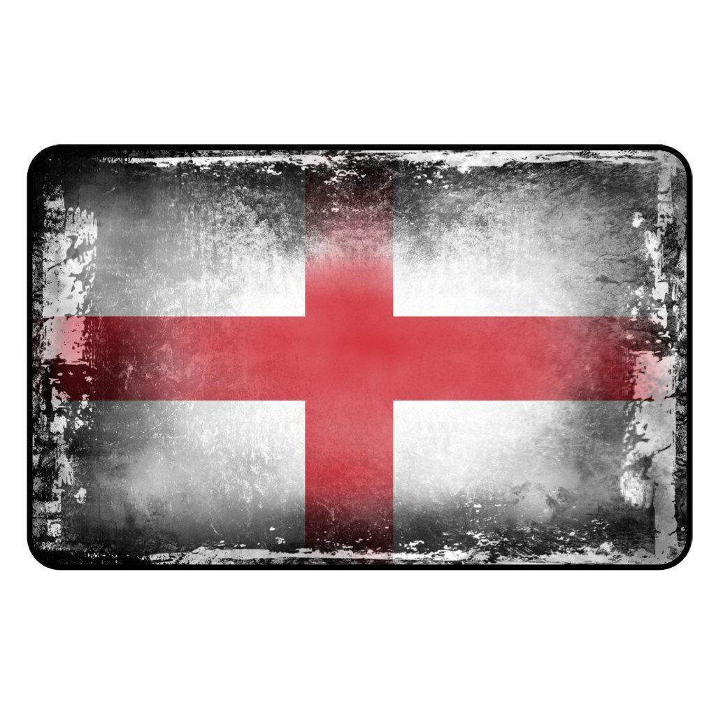 Kühlschrankmagnet,Magnetschild Motiv Flagge Frankreich,shabby,chic,alt,abgenutzt