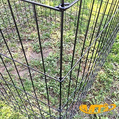Amazon.com: MTB - Papelera de alambre de jardín (14.3 x 36.0 ...