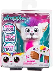 Little Live Pets Wrapples LL Wrapples S1-#3 (Name Tbc) Toys, White