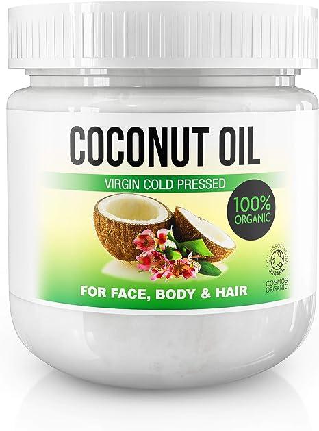huile de coco pour le corps