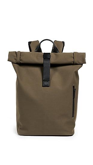 sleek online store buy good Amazon.com   Troubadour Men's Canvas Rolltop Rucksack, Khaki ...