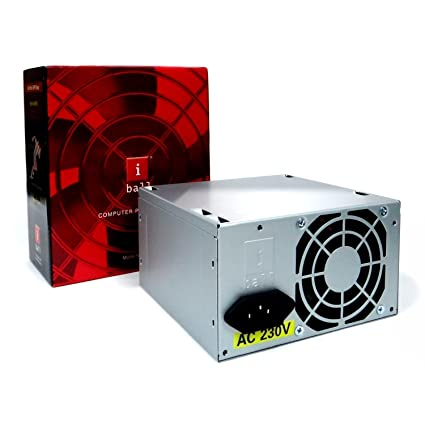 iBall 230 V AC SMPS ATX Computer Power Supply (ZPS-281) - Buy iBall ...
