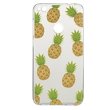 coque huawei p8 lite ananas