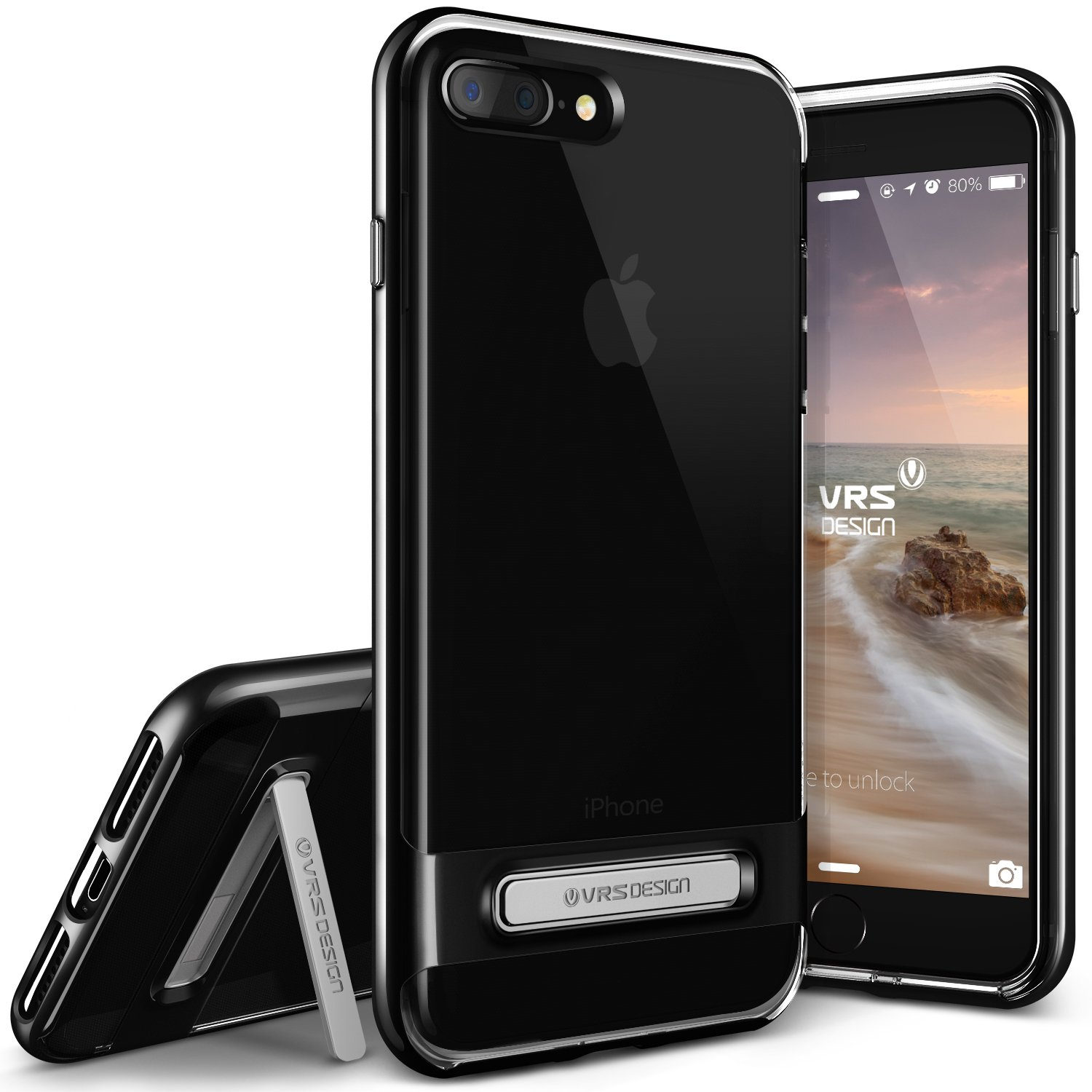 coque iphone 7 plus bumper transparent