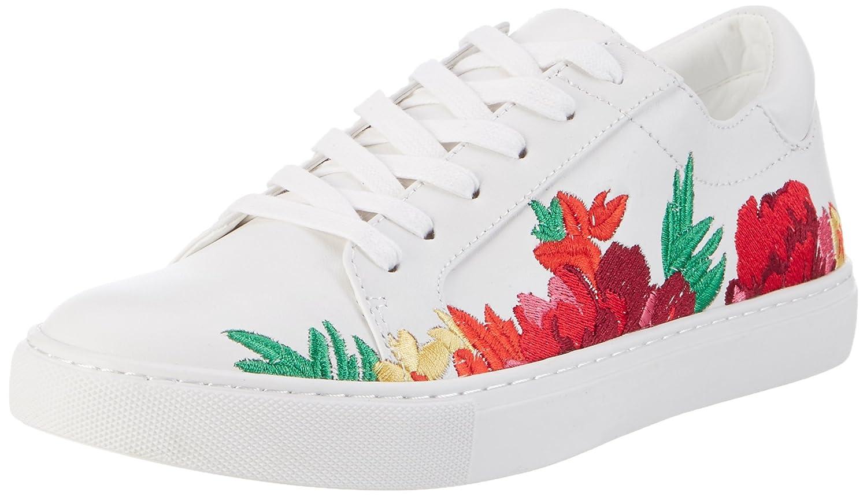 Kenneth Cole New York Women's Kam Fashion Sneaker B01M6Z7PYC 9 B(M) US|Red/Multi