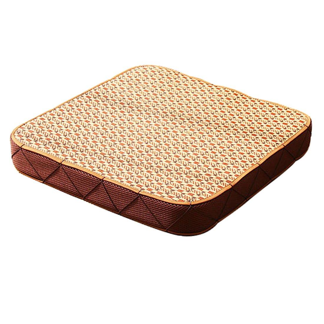 Life808 Floor Pillow Cushion Japanese Futon Square Seat Cushion Thicken Chair Wave Window Pad 11.8x1.6inch