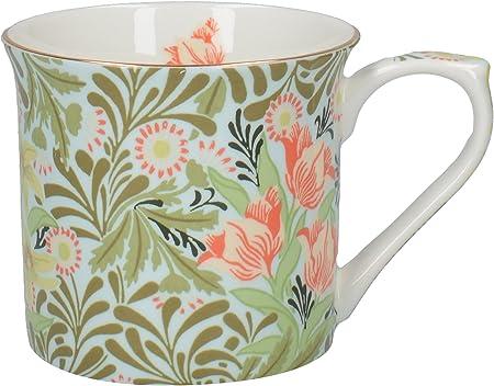 Creative Tops - Taza (Porcelana, en Caja de Regalo), diseño Floral: Amazon.es: Hogar