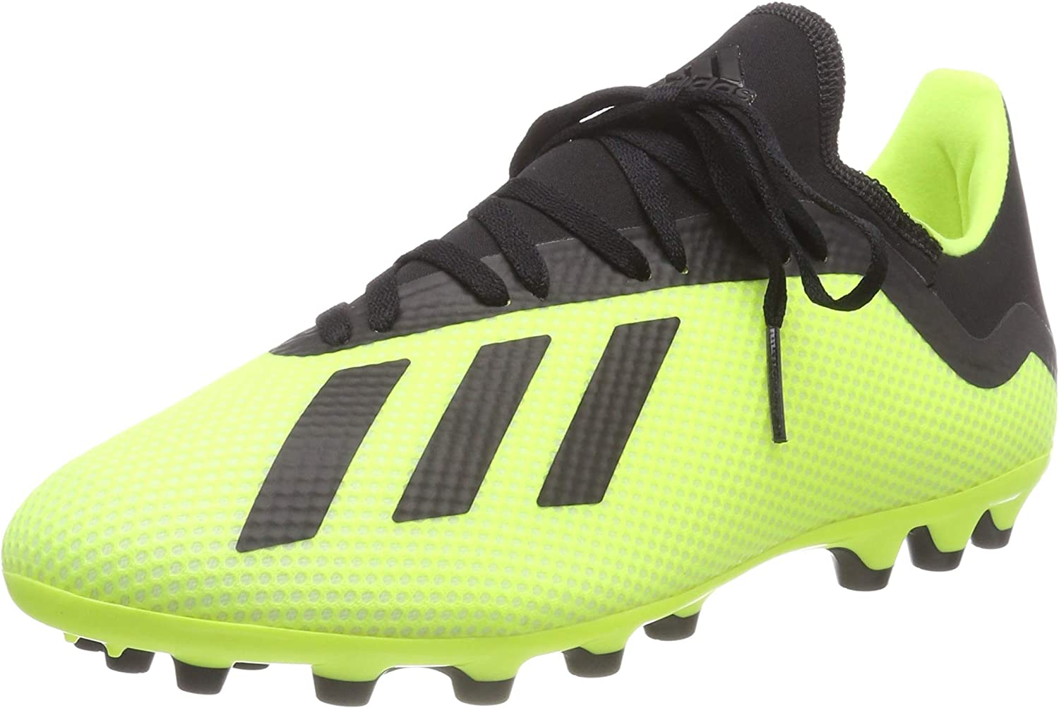 Definitivo Hablar en voz alta cobija  adidas Men's X 18.3 Ag Footbal Shoes: Amazon.co.uk: Shoes & Bags