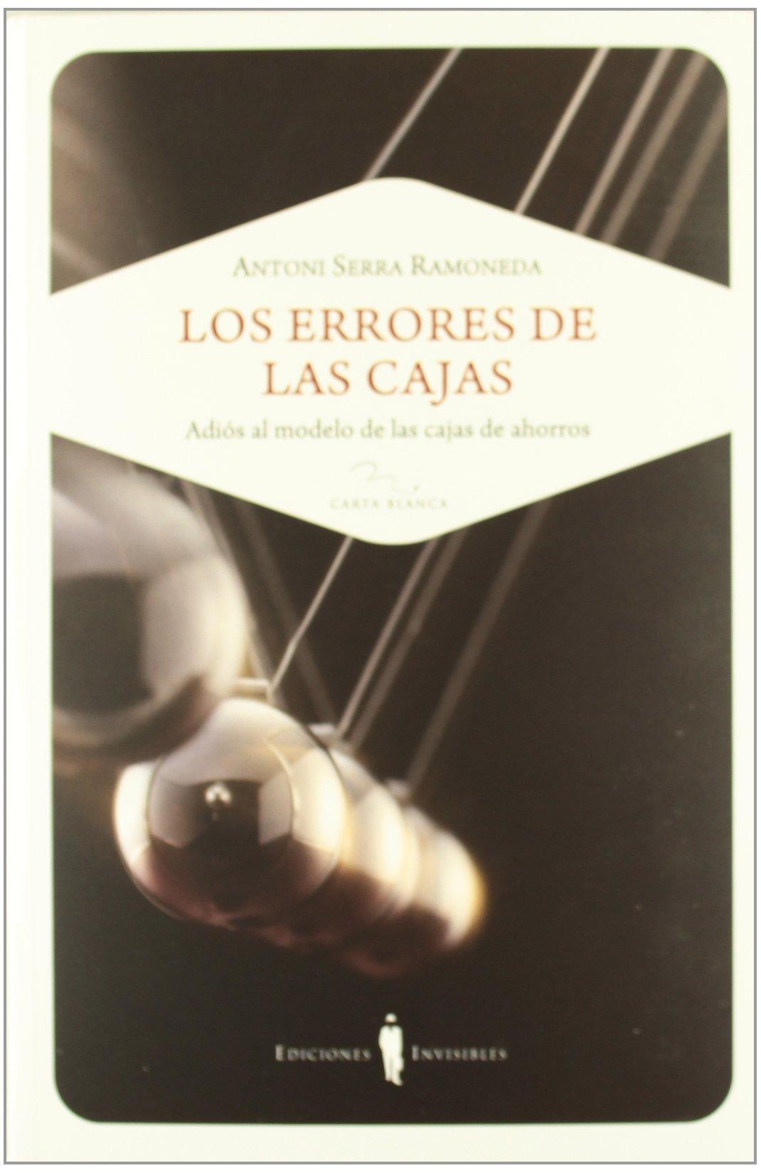 LOS ERRORES EN LAS CAJAS(9788493910648) (Spanish) Paperback – January 1, 1900