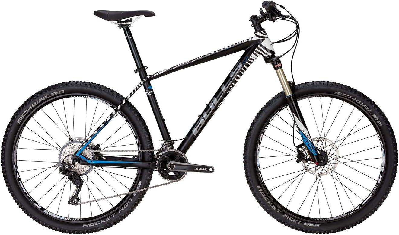 Bulls Mountain Bike Copperhead 3 Zebra (2017) bicicleta 27.5 ...